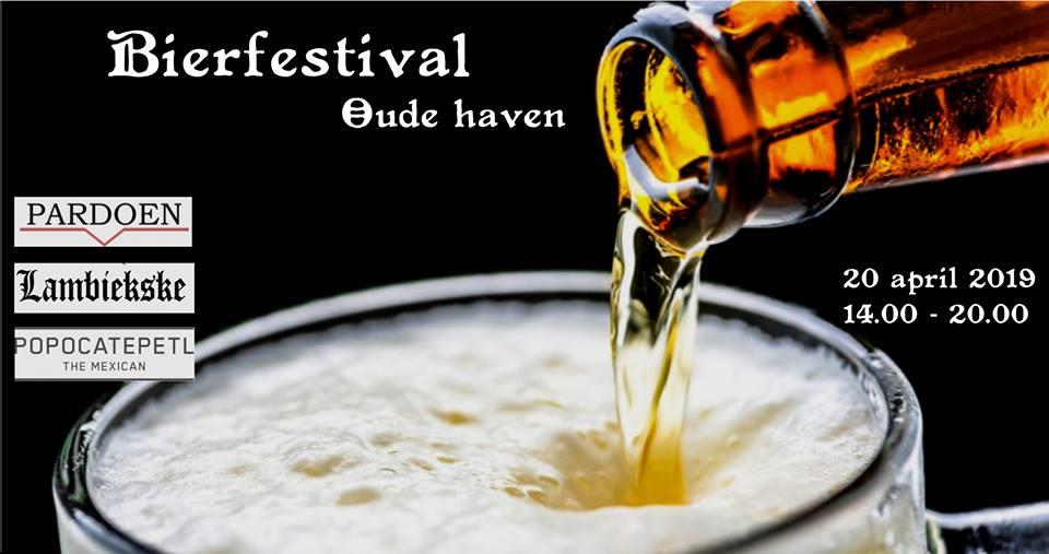 ROTT. Brouwers op Bierfestival Oude Haven