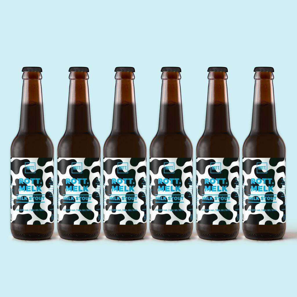 Nieuw bier: ROTT.melk