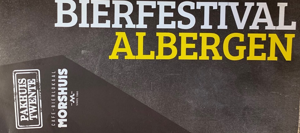 ROTT. Brouwers op Bierfestival Albergen