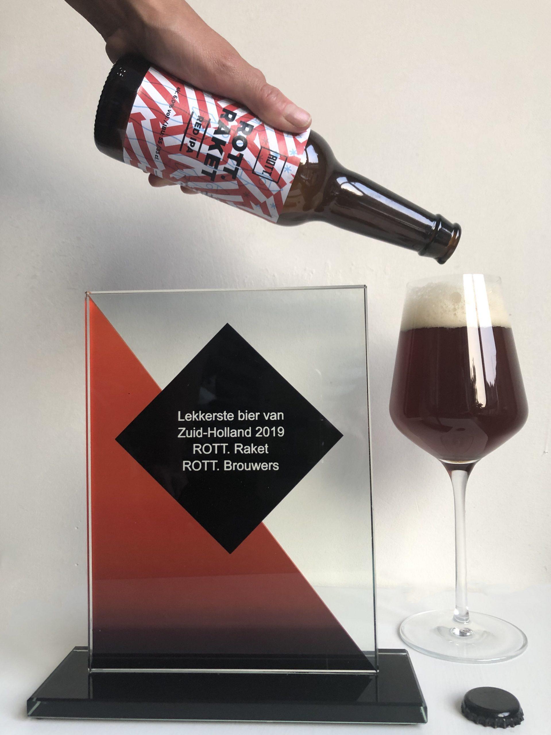 ROTT.raket is het Lekkerste Bier van Zuid-Holland