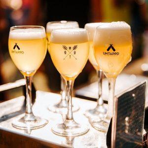 ROTT. Brouwers op Mout Bierfestival - Nijmegen 2020