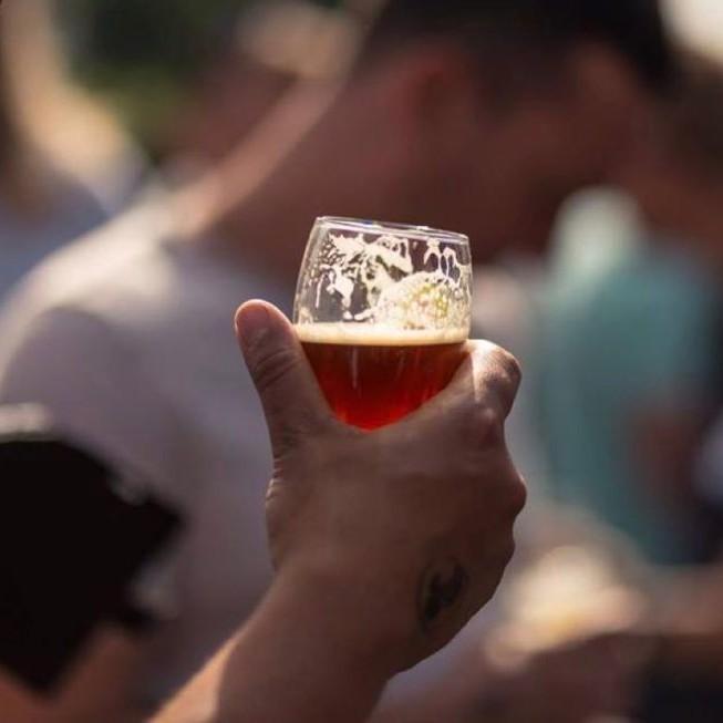 ROTT. Brouwers op Rigters online bierfestival