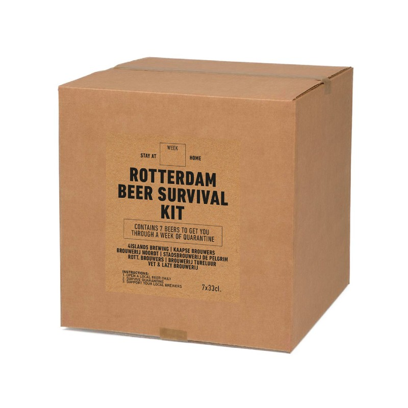 Rotterdam Beer Survival Kit