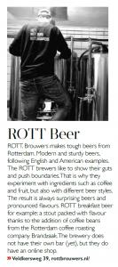 Artikel Inside Rotterdam ROTT. Brouwers