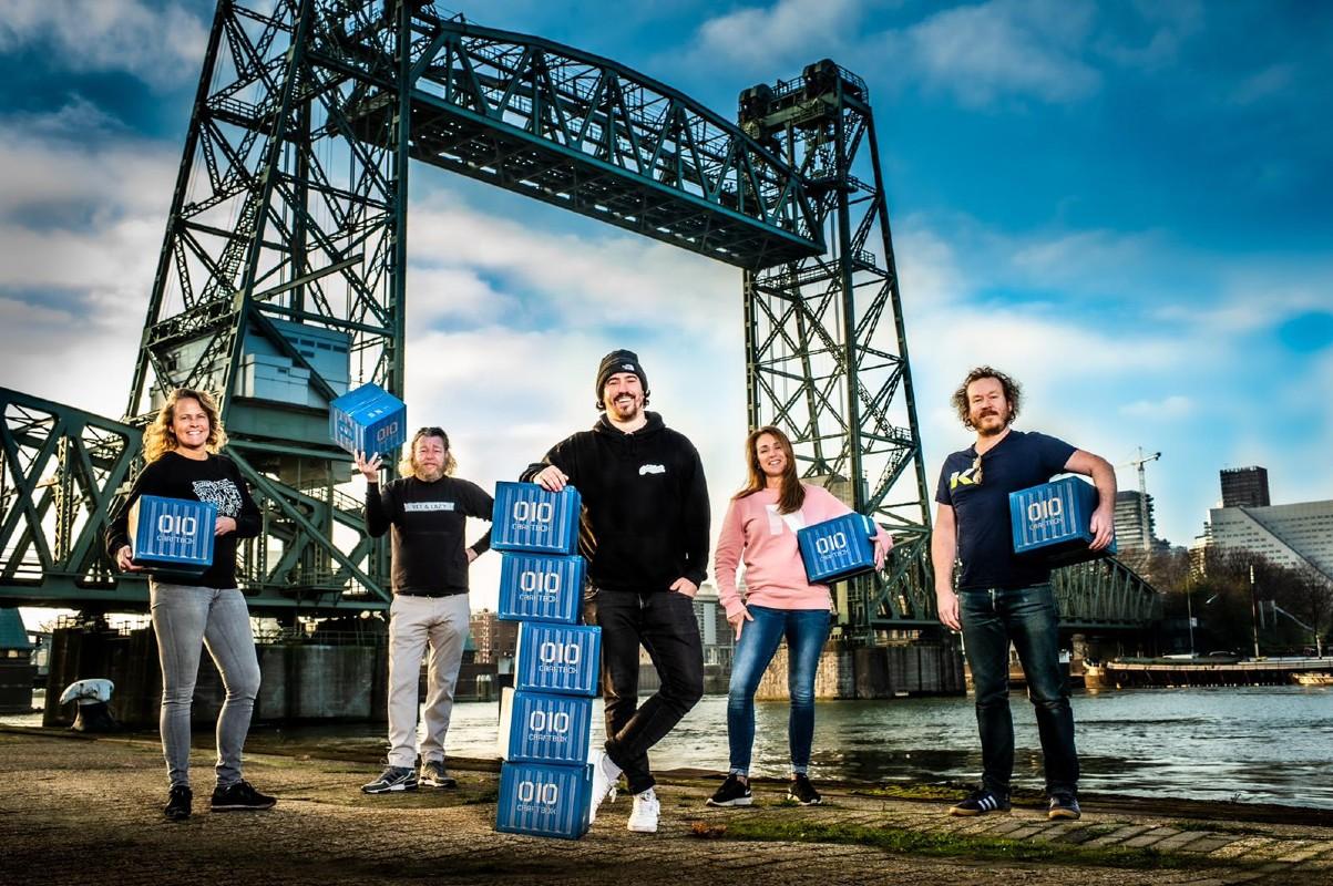 Rotterdamse bierbrouwers komen met lokaal bierpakket
