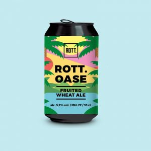 ROTT.oase - Fruited Wheat Ale